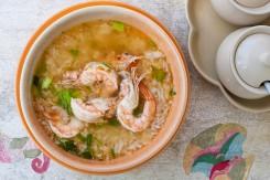 Aštri sriuba su krevetėmis ir imbieru