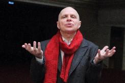 Aktorius Vytautas AnuA?is: a�zPaA?iA�rA�jau spektaklA? ir nusprendA?iau: daugiau salotA? londonieA?iams nebegaminsiua�?
