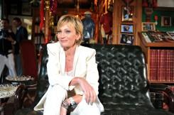 Stilingoji dainininkė Patricia Kaas
