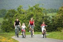 Skrieti dviračiu smagu ir naudinga