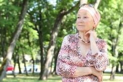 """Aktorė Aldona Janušauskaitė: """"Vyresniame amžiuje savas žmogus reikalingesnis nei jaunystėje"""""""