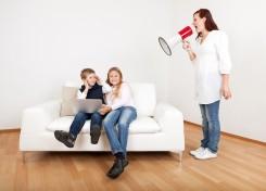 """Disciplina """"minkštakūniams"""" tėvams"""