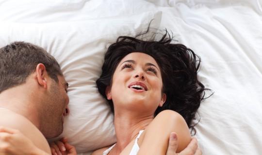Mažai žinomos erogeninės zonos, galinčios paversti vyrą eržilu