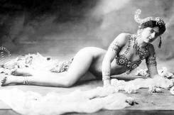 Mata Hari – šokėja-šnipė